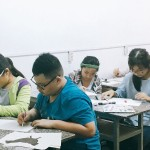 Lớp dạy vẽ thiếu nhi khóa 8 tại Sài Gòn