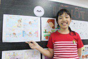 lớp học vẽ manga comic 10