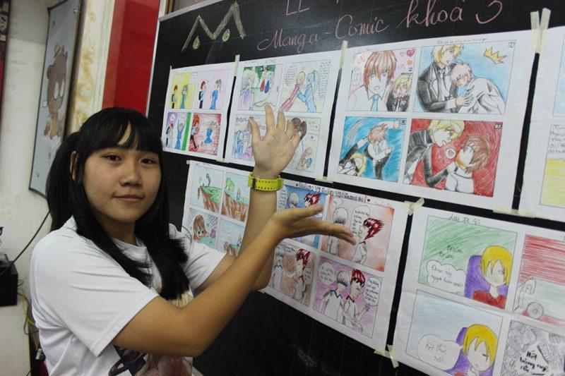 lớp học vẽ manga 23