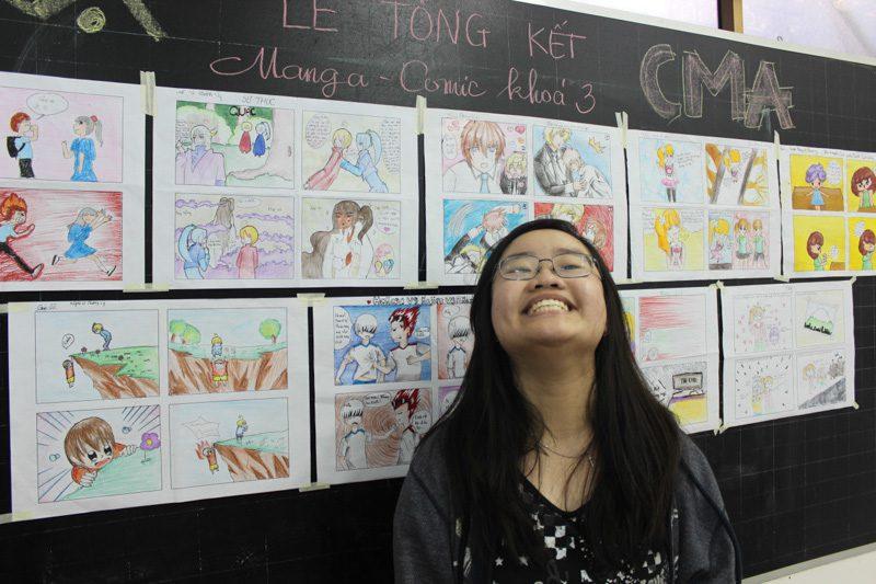 lớp học vẽ manga 24