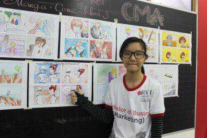 lớp học vẽ manga 25