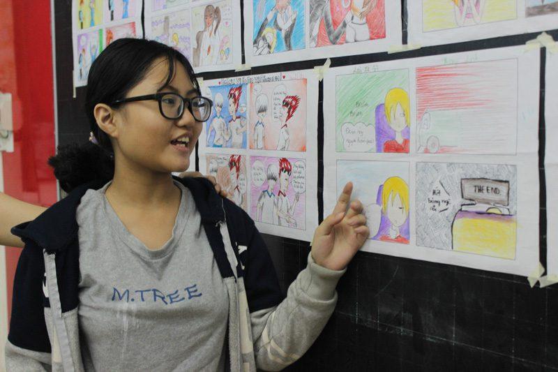 lớp học vẽ manga 27