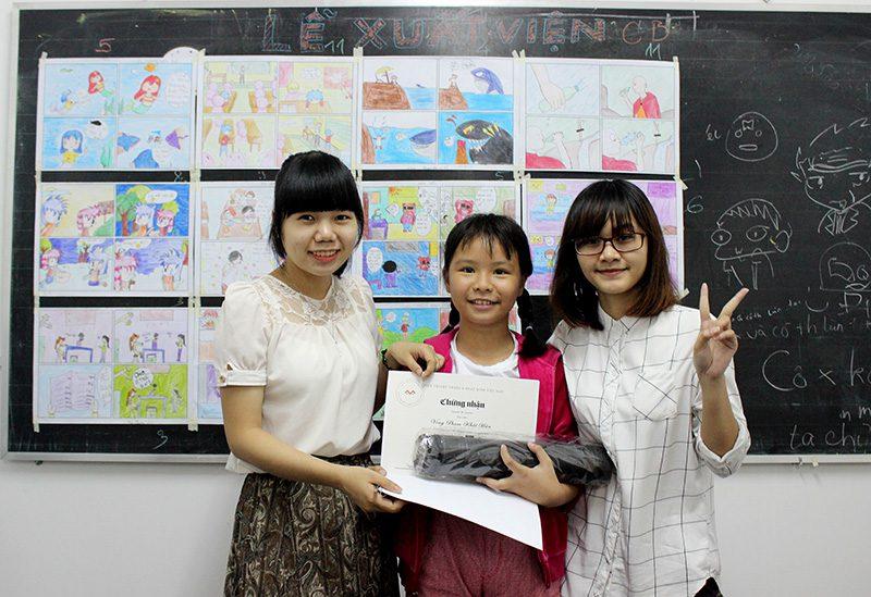 lớp vẽ manga comic 62