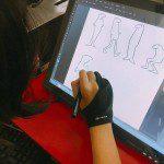 Lớp vẽ truyện tranh trên máy cho trẻ 8-14 tuổi 03