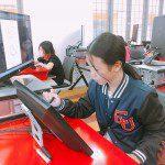 Lớp vẽ truyện tranh trên máy cho trẻ 8-14 tuổi 09