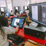 Lớp vẽ truyện tranh trên máy cho trẻ 8-14 tuổi 12