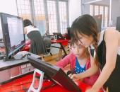 Khai giảng lớp dạy vẽ truyện tranh trên máy cho thiếu nhi đầu tiên tại Việt Nam