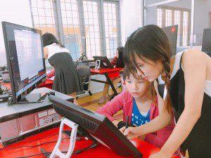 Lớp vẽ truyện tranh trên máy cho trẻ 8-14 tuổi 2