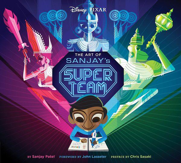 Phim hoạt hình ngắn Sanyay's Super Team