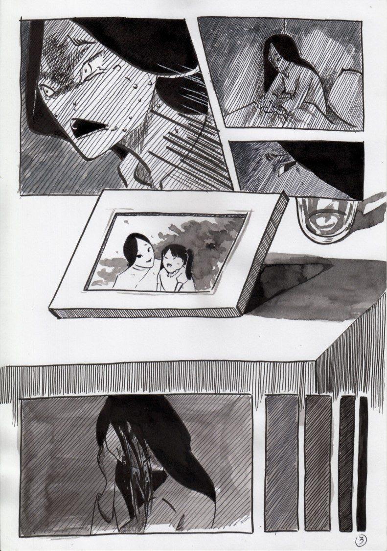 Truyện tranh Con Ơi 03
