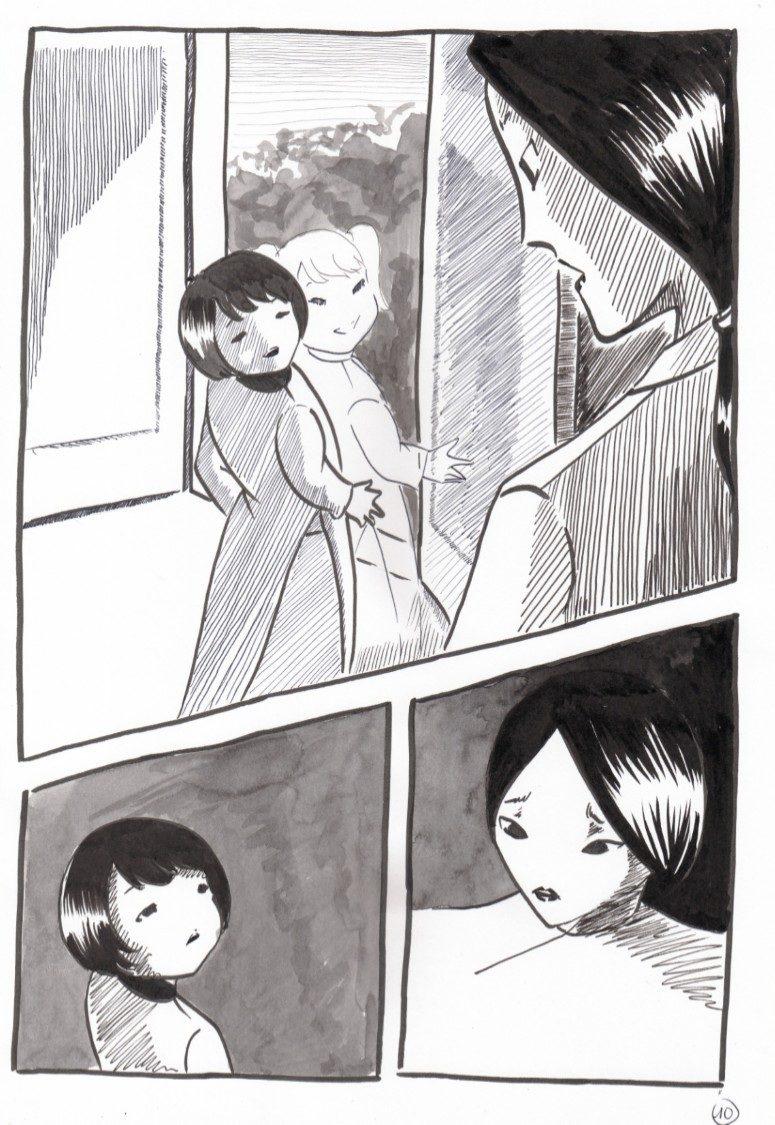 Truyện tranh Con Ơi 10