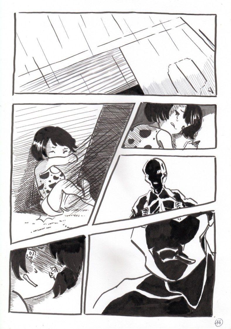 Truyện tranh Con Ơi 14