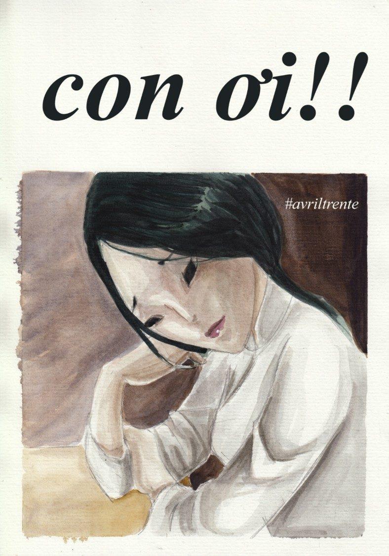 Truyện tranh Con Ơi trang bìa