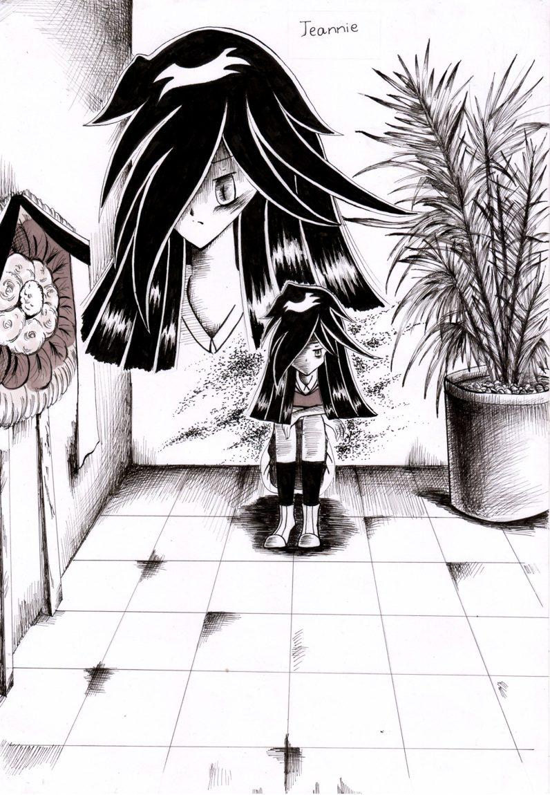 truyện tranh The Witch Chu Thị Tú Trinh 08