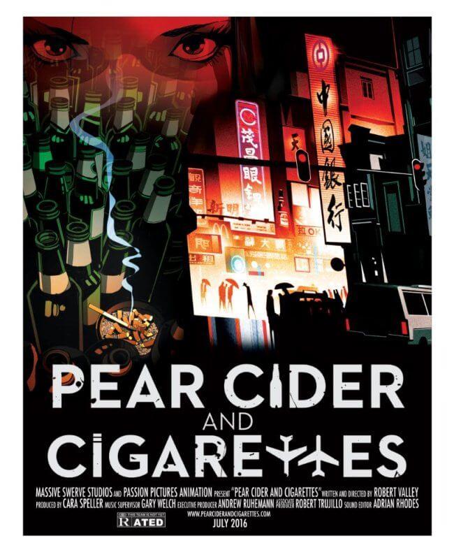 Hành trình Pear Cider and Cigarettes đi đến mùa giải Oscar 2017 5