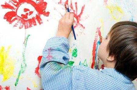 Học vẽ tác động tích cực đến việc rèn luyện trí nhớ của trẻ 1