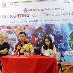 Hugital Show Digital Painting Xu hướng và cơ hội nghề nghiệp 23