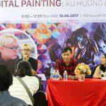 Hugital Show Digital Painting Xu hướng và cơ hội nghề nghiệp 27