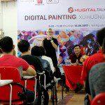 Hugital Show Digital Painting Xu hướng và cơ hội nghề nghiệp 41