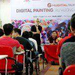 Hugital Show Digital Painting Xu hướng và cơ hội nghề nghiệp 42