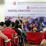 Hugital Show Digital Painting Xu hướng và cơ hội nghề nghiệp 43