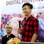 Hugital Show Digital Painting Xu hướng và cơ hội nghề nghiệp 60