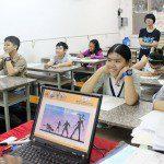 Khai giảng khóa 09 lớp dạy vẽ thiếu nhi Manga Comics 11