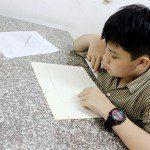Khai giảng khóa 09 lớp dạy vẽ thiếu nhi Manga Comics 15