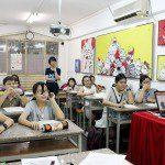 Khai giảng khóa 09 lớp dạy vẽ thiếu nhi Manga Comics 7
