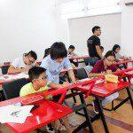Khai giảng lớp dạy vẽ thiếu nhi Manga Comics Khóa 11 10