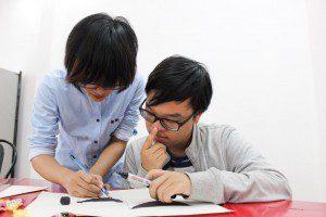 Khai giảng lớp dạy vẽ thiếu nhi Manga Comics Khóa 11 12