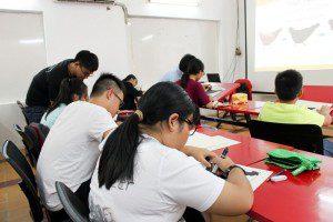 Khai giảng lớp dạy vẽ thiếu nhi Manga Comics Khóa 11 15