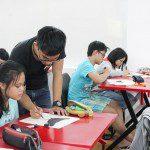 Khai giảng lớp dạy vẽ thiếu nhi Manga Comics Khóa 11 16