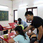 Khai giảng lớp dạy vẽ thiếu nhi Manga Comics Khóa 11 17