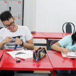 Khai giảng lớp dạy vẽ thiếu nhi Manga Comics Khóa 11 19