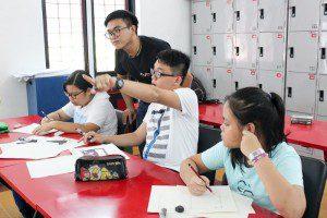 Khai giảng lớp dạy vẽ thiếu nhi Manga Comics Khóa 11 2
