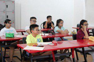 Khai giảng lớp dạy vẽ thiếu nhi Manga Comics Khóa 11 23