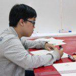 Khai giảng lớp dạy vẽ thiếu nhi Manga Comics Khóa 11 3