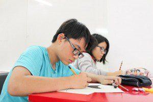 Khai giảng lớp dạy vẽ thiếu nhi Manga Comics Khóa 11 32