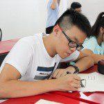 Khai giảng lớp dạy vẽ thiếu nhi Manga Comics Khóa 11 34