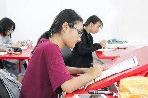 Khai giảng lớp dạy vẽ thiếu nhi Manga Comics Khóa 11 35