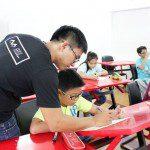 Khai giảng lớp dạy vẽ thiếu nhi Manga Comics Khóa 11 36