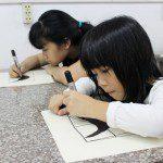 Lớp dạy vẽ thiếu nhi K10 10