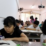 Lớp dạy vẽ thiếu nhi K10 13