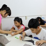 Lớp dạy vẽ thiếu nhi K10 14