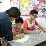 Lớp dạy vẽ thiếu nhi K10 15