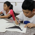 Lớp dạy vẽ thiếu nhi K10 16