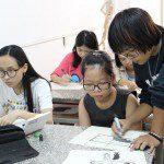 Lớp dạy vẽ thiếu nhi K10 23