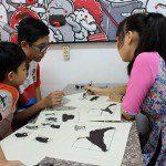 Lớp dạy vẽ thiếu nhi K10 24