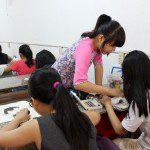Lớp dạy vẽ thiếu nhi K10 25